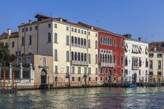 Венецианские здания стоковые фото