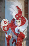 Венецианские маски масленицы Стоковое фото RF