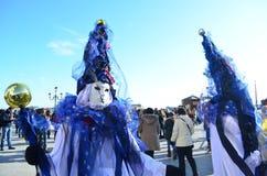 Венецианские маски Стоковое Изображение RF