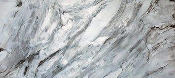 Венецианский декоративный гипсолит Часть мрамора стоковое изображение