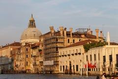 Венецианский золотой свет Стоковое Изображение RF