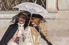 Венецианское carnival-2013 Стоковые Фотографии RF