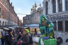 Венецианское carnival-2013 стоковые фото