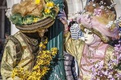 Венецианское carnival-2013 Стоковая Фотография RF