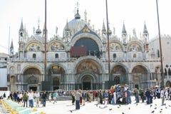 Венеция, базилика Сан Marco стоковые изображения