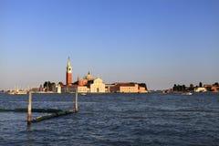 Венеция, венето/Италия - 2012/07/05: Центр города Венеции - Gr Стоковые Изображения