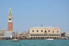 Венеция в Италии стоковое фото rf