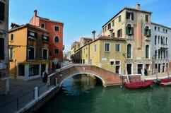 Венеция в Италии стоковое изображение rf
