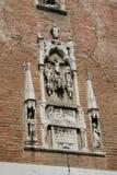 Венеция, горельеф стоковое фото rf