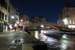 Венеция, еврейское гетто Стоковое фото RF