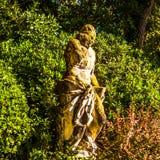 ВЕНЕЦИЯ, ИТАЛИЯ - 19-ОЕ АВГУСТА 2016: Известные статуи & скульптуры Венеции в историческом городе северной Италии 19-ого августа  Стоковые Изображения