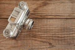 ВЕНЕЦИЯ, ИТАЛИЯ - 13-ОЕ МАЯ 2017: Contax III винтажное fil 35mm Стоковая Фотография