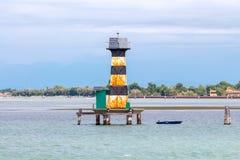 Венеция маяк старый Стоковые Фотографии RF