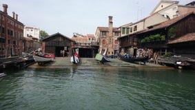 Венеция на сентября стоковая фотография