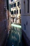 Венеция, отражение Стоковое Фото