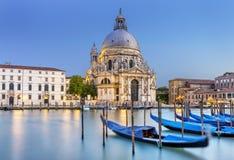 Венеция, салют Ла Стоковое Изображение