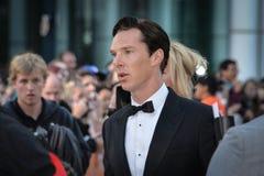 Венедикт Cumberbatch стоковые изображения