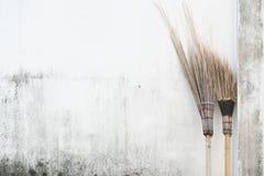 Веник ведьмы Стоковые Фото