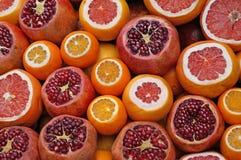 Венисы, мандарины и апельсины Стоковые Изображения RF
