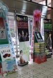 ВЕНКИ РИСА НА концерте 23/02/19 ПУТИ КИМ HYUN JOONG НОВОМ, Пусан, Южная Корея стоковое фото rf
