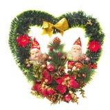 венок рождества стоковое изображение