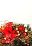 венок рождества Стоковая Фотография RF