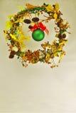 Венок рождества Стоковое Изображение RF