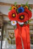 венок цветков стоковые изображения rf