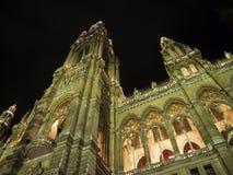 Венский парламент Стоковая Фотография