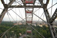 Венское гигантское колесо ferris Стоковые Фотографии RF