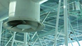 Вентиляторы потолков на покупках Gama Vasco da стоковая фотография rf