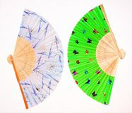 вентиляторы Стоковая Фотография RF