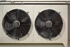 Вентиляторы Hvac Стоковая Фотография