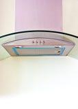 Вентилятор высокого давления клобука плитаа Стоковое Изображение