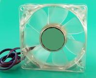 вентилятор компьютера Стоковые Изображения