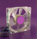 вентилятор компьютера Стоковая Фотография