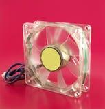 вентилятор компьютера Стоковое Изображение