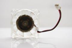 вентилятор компьютера Стоковое Изображение RF