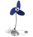 вентилятор настольного компьютера Стоковые Фото