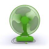 вентилятор настольного компьютера Стоковое Фото