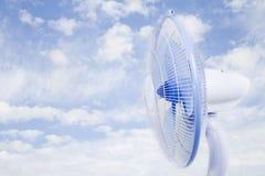 вентилятор облака стоковая фотография