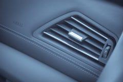 Вентиляционное отверстие автомобиля стоковая фотография rf