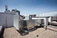 вентиляция системы стоковое изображение rf