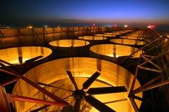 Вентилятор башни Стоковое Изображение RF