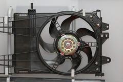 Вентилятор двигателя Стоковое Изображение