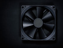 Вентилятор компьютера Стоковые Фотографии RF