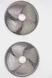 Вентилятор конденсатора AC Стоковые Фото