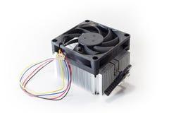 Вентилятор процессора Стоковая Фотография RF