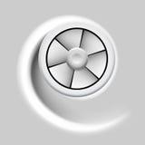 Вентилятор. бесплатная иллюстрация