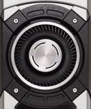 Вентилятор Turbo графической карточки Стоковое Изображение RF